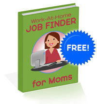 Work-At-Home Job Finder for Moms